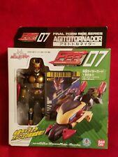Final Form Ride Series Kamen Rider Agito Tornador FFR07 Bandai New US Seller