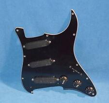 David Gilmour Pickguard 3 EMG Pickups Black