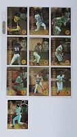 1998 Topps Chrome Rookie Class (10)