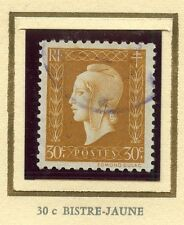 STAMP /  TIMBRE FRANCE OBLITERE MARIANNE DE DULAC N° 683