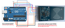 PN5180 Board Learning Software