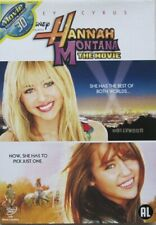 HANNAH MONTANA - THE MOVIE - DISNEY - DVD