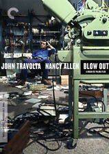 Blow Out / Murder a la Mod (The Criterion Collection, 2 Disc) DVD NEW
