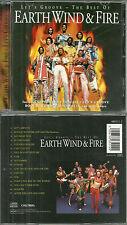 CD - EARTH WIND & FIRE Le meilleur de EARTH WIND & FIRE BEST COMME NEUF LIKE NEW