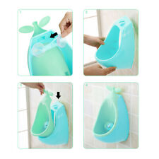 Green PlantsKids Children Toddler Boy Potty Toilet Training Urinal Pee Bathroom