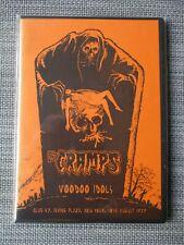 The Cramps - DVD_CD Set - Voodoo Idols - RAR - Rockebilly - Psychobilly