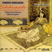 Philharmonia Orchestra, N. Rimsky-Korsakov - Scheherazade [New CD] Jewel Case Pa