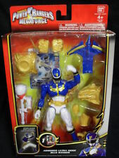 "Power rangers: megaforce ""armored ultra mode blue ranger"" 7"" action figure"
