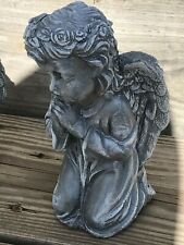Angel Statues Lawn and garden Small~Includes 2!