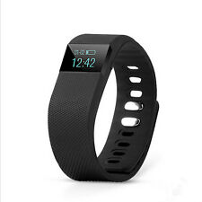 Bluetooth Smart Wrist Watch Bracelet Band SMS Activity Calorie Fitness Tracker