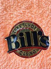 "New listing Hat Pin ""Bills Lake Tahoe Casino�"