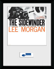 Blue Note Sidewinder Music Jazz Framed Poster Print Photo 40x30cm | 12x16 inches
