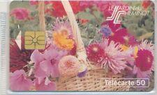 Télécarte Privée Publique EN746 JARDIN ref TPN532