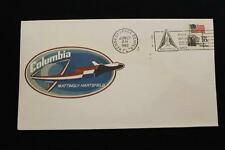 Space Shuttle Cover 1982 Slogan Cancel Sts-4 Columbia 4Th Test Flight (89)