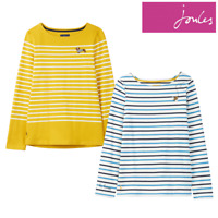 Joules Harbour Embroidered Ladies Top **FREE UK Shipping**