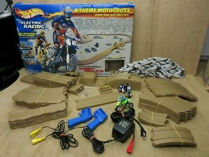Hot Wheels Electric Racing Xtreme Motocross Jeremy Mcgrath with BOX