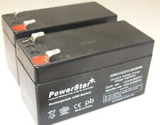 Replacement Battery for Power Patrol SLA1005 12V 1.3Ah - 2 Pack