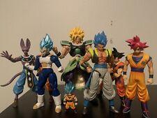 Dragon Ball 7 Figure Collection