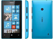 Nokia Lumia 520 8GB Blue Unlocked Grade B Microsoft Windows Smartphone