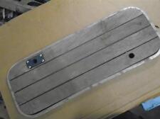 Teak Wood, Aluminum Ring, Ski Locker Hatch 34X13X2, Larson Boat