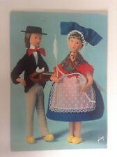 CP carte postale amoureux de Peynet N° 21