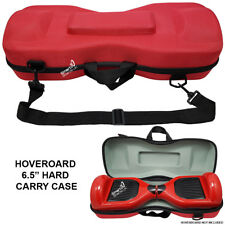 "RED HARD CARRY CASE Bag for 6.5"" Inch for Hoverboard Self Balancing Scooter Sweg"