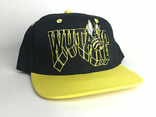 Original Men's Hat NY Wu-Tang Clan Brand Limited Killah Bees Snapback Cap Yellow