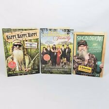 Duck Dynasty Books Si-Cologgy 101 Happy Happy Happy Duck Commander Family