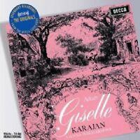 HERBERT VON/WP KARAJAN - GISELLE (GA)  CD NEW+