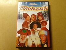 DVD / WINTERPRET (PIET PIRAAT, KABOUTER PLOP, SAMSON & GERT, K3) (STUDIO 100)