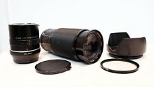 Olympus PEN OM Panasonic LUMIX Micro 4/3 DSLR fit SUNAGOR 300mm 900mm ZOOM lens