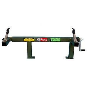 New Last Chance Archery EZ Green Bow Press IN STOCK NOT DROP SHIPPED