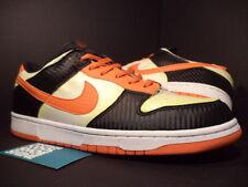 2002 Nike Dunk Low Pro B Co.JP JAPAN HALLOWEEN WHITE ORANGE BLACK 624044-181 13