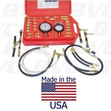 MADE IN USA MASTER FUEL INJECTION PRESSURE TESTER KIT American US Made FREE SHIP