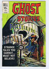 Ghost Stories #34 Dell 1972