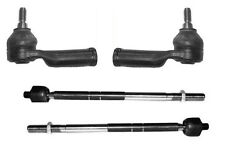 FORD MONDEO MK3 00-07 TWO FRONT LOWER INNER TRACK TIE ROD RACK END LH AND RH