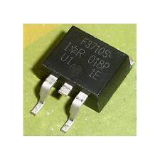 Irf3710s d2pac Fet alta corriente y conmutación de transistor Irf3710