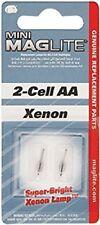 Ersatzbirnen Mini Maglite AA Xenon Leuchtmittel