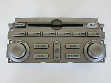 "04 05 Mitsubishi Endeavor ""Audio"" Climate Control Panel Temp Unit A/C Heater"