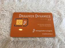 Avid DigiDesign Drawmer Dynamics Plug In iLok Activation Card No Transfer Fee