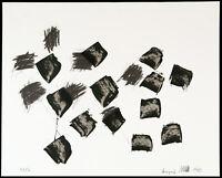 Untitled 1983. Multiple (Offset-Grafik) Ansgar NIERHOFF (1941-2010) handsigniert