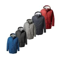Craghoppers Mens Turriff Insulated Fleece Lined Waterproof Jacket RRP £100