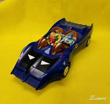 Kenner Super Powers Batmobile with Batman and Robin Figures