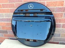 MERCEDES ML W163 BACK SPARE WHEEL COVER 1998 - 2005 A1638980409