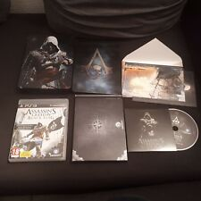 ASSASSIN S CREED IV BLACK FLAG SKULL EDITION PS3 VERSION FR RARE Playstation 3