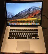 """2015 MacBook Pro 15"""" Retina i7 2.2GHz 2.5GHz 2.8GHz 16GB 1TB SSD Warranty"""