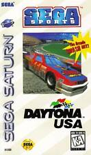 Daytona Usa  (Saturn, 1996) Game Disk Only