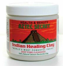 Aztec Secret Indian 100% Natural Calcium Healing Clay 453g 16oz - Gesichtsmaske