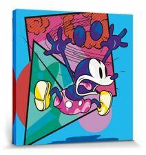 Micky Maus - Disney Porträt Zeichentrick Poster Leinwand Bild (40x40cm) #115450