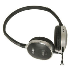 High Quality Lightweight Outstanding Performance Stereo Headphones w/ Swivel
